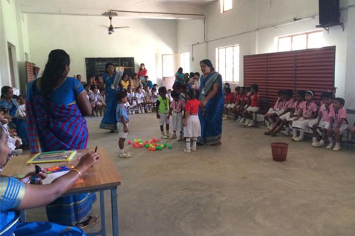 St PaulS Central School-Kids Activity