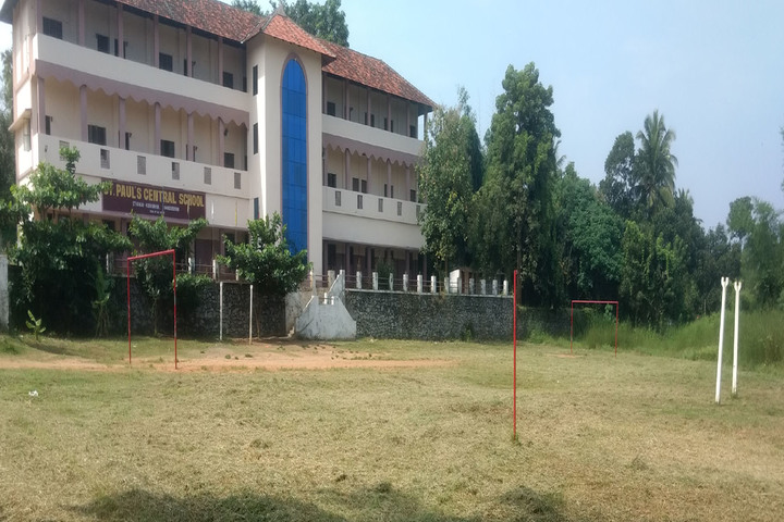 St PaulS Central School-Playground