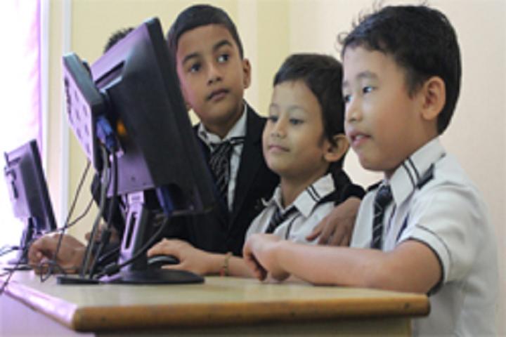 St Josephs School- Computer Lab