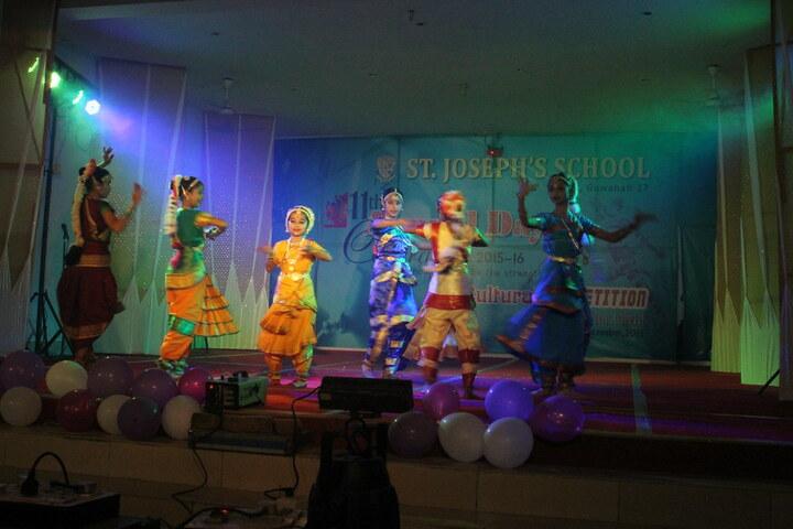 St Josephs School- Dance