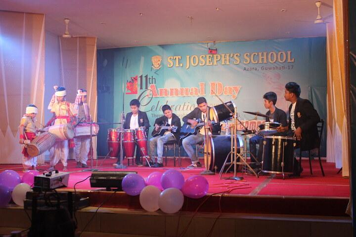 St Josephs School- Drums