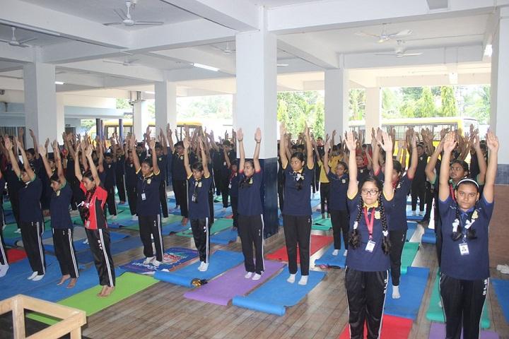 St Josephs School- Yoga