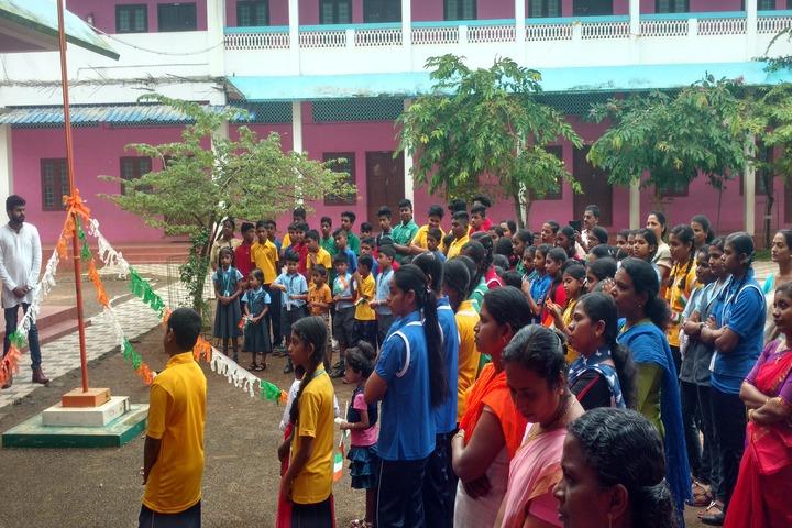 St Xaviers Public School-Independance Day