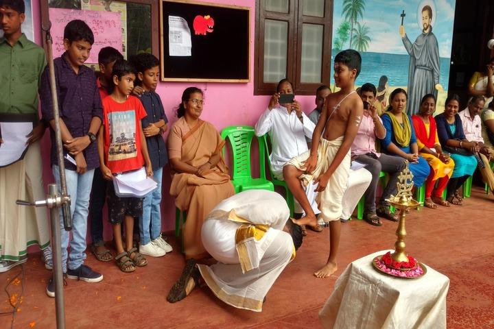 St Xaviers Public School-Onam Celebration