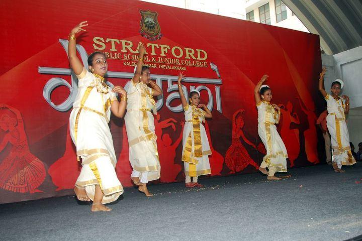 Stratford Public School-Cultural Dance