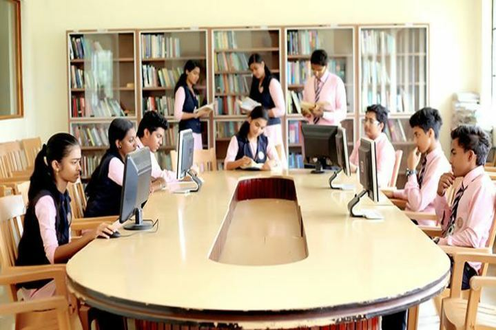 Stratford Public School-Library