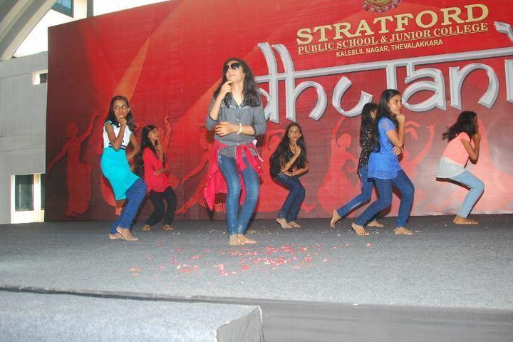 Stratford Public School-Western Dance
