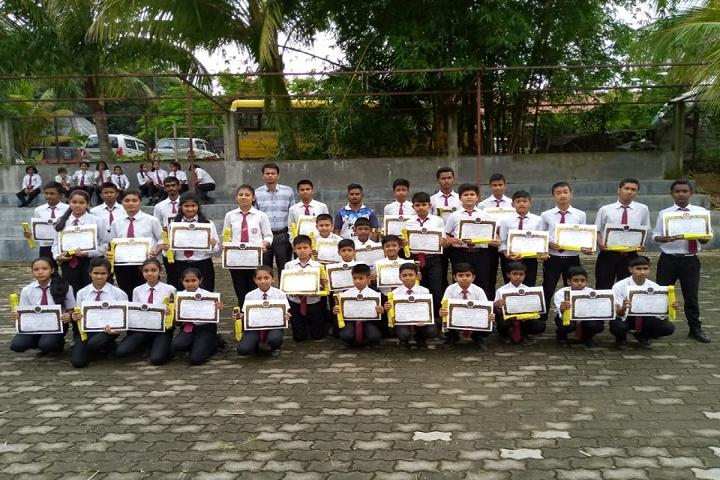 St Xavier s Public School- Achievment