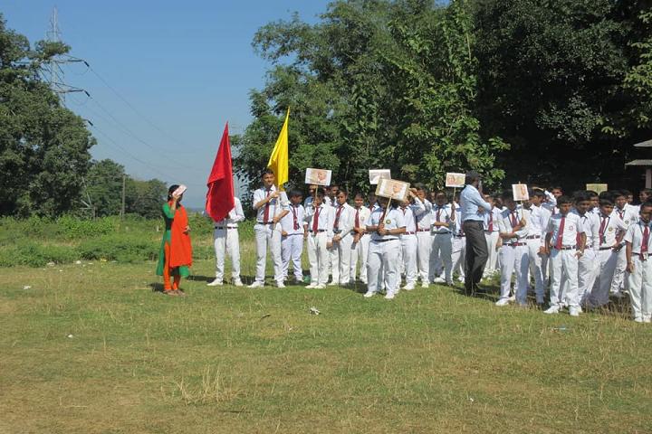St Xavier s Public School- Unity Day