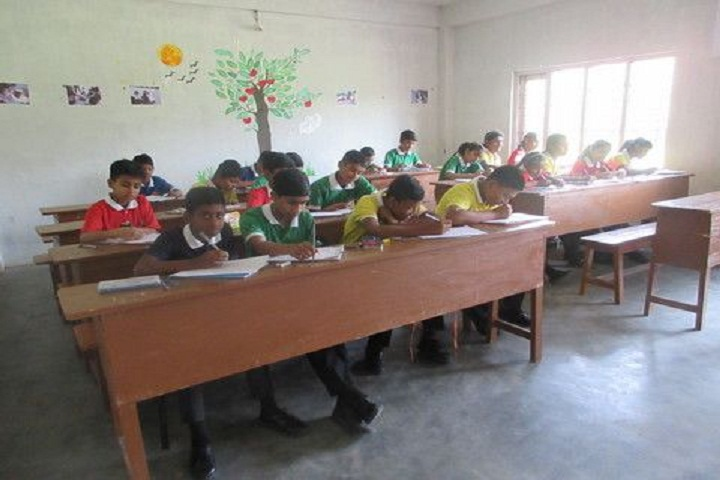 St Xavier s Public School-Drawing Competition
