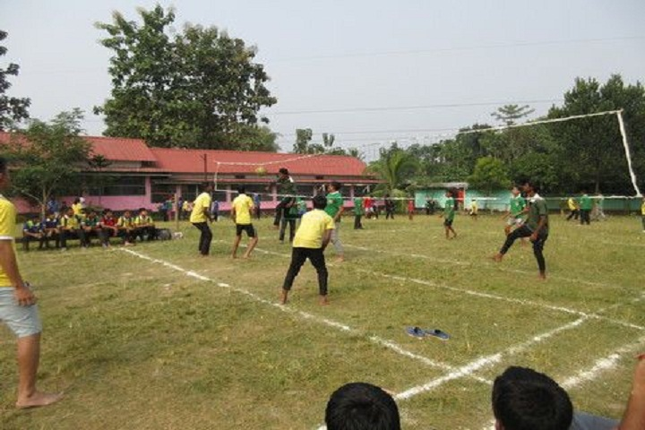 St Xavier s Public School-Sports