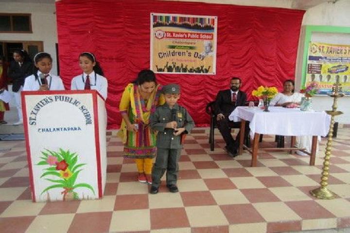 St Xavier s Public School-Childrens Day