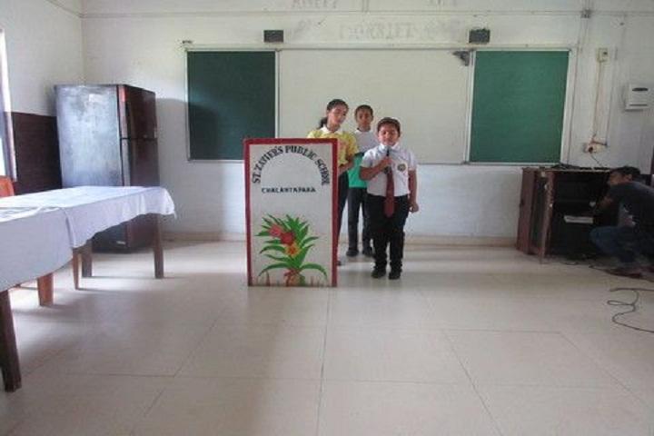 St Xavier s Public School-Singing Competition