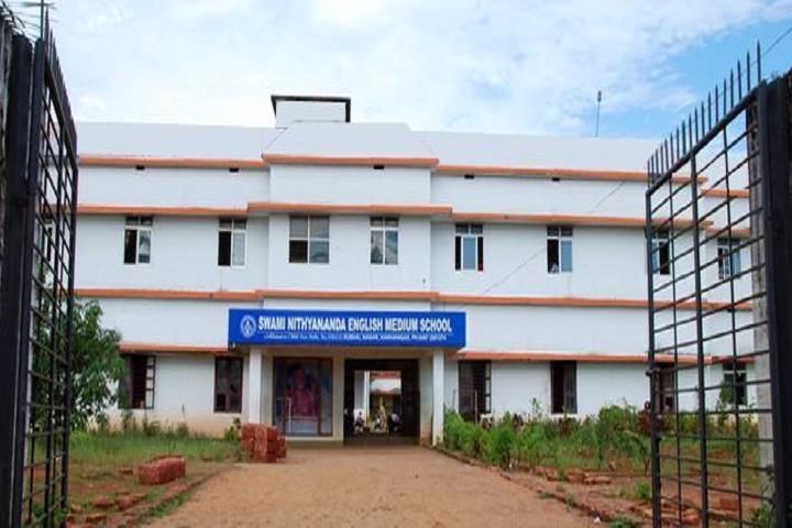 Swamy Nityananda English Medium School-Campus View
