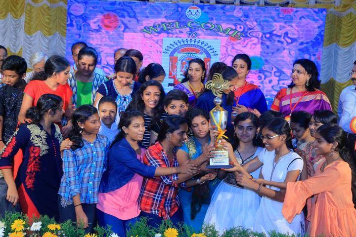 Thangal Kunju Musaliar Centenary Public School-Awards