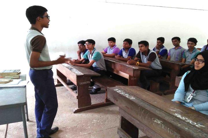 Thangal Kunju Musaliar Centenary Public School-Classroom