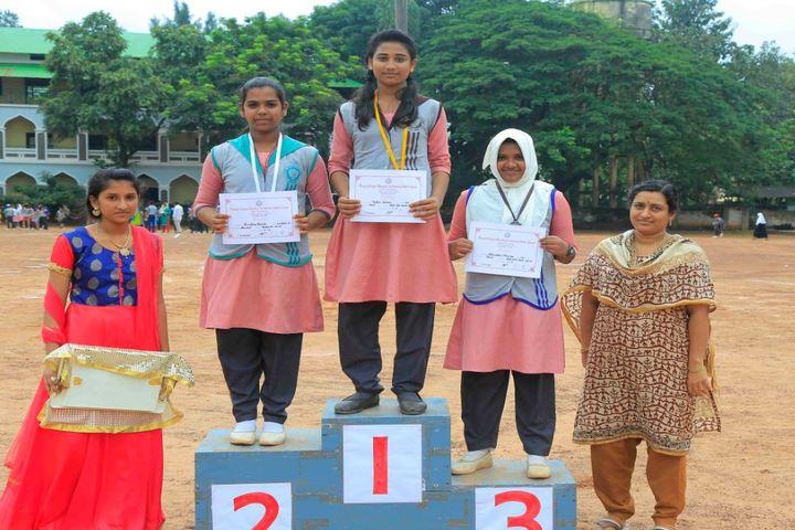 Thangal Kunju Musaliar Centenary Public School-Sports Champions