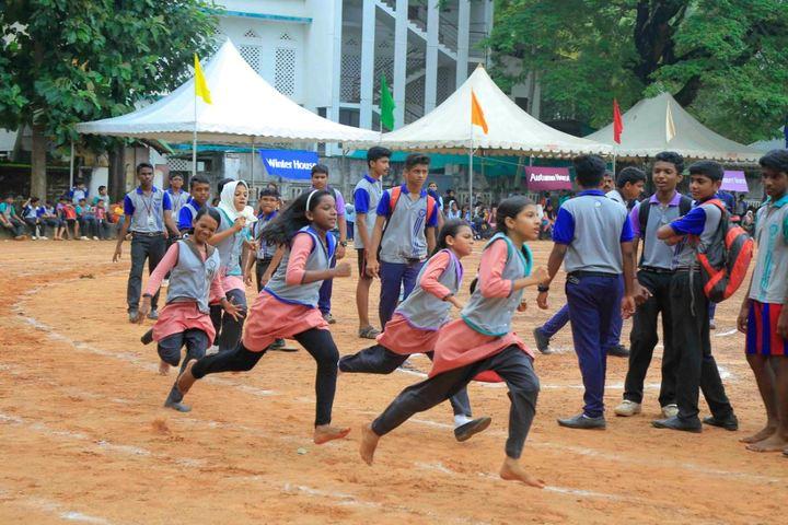 Thangal Kunju Musaliar Centenary Public School-Sports day