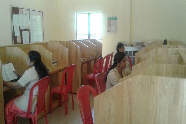 Thangal Kunju Musaliar Centenary Public School-Staff Room