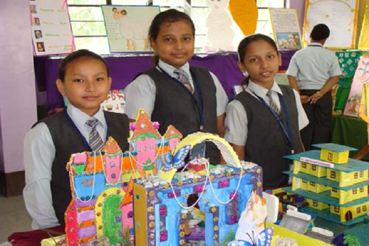 St Anthonys School- Art and Craft