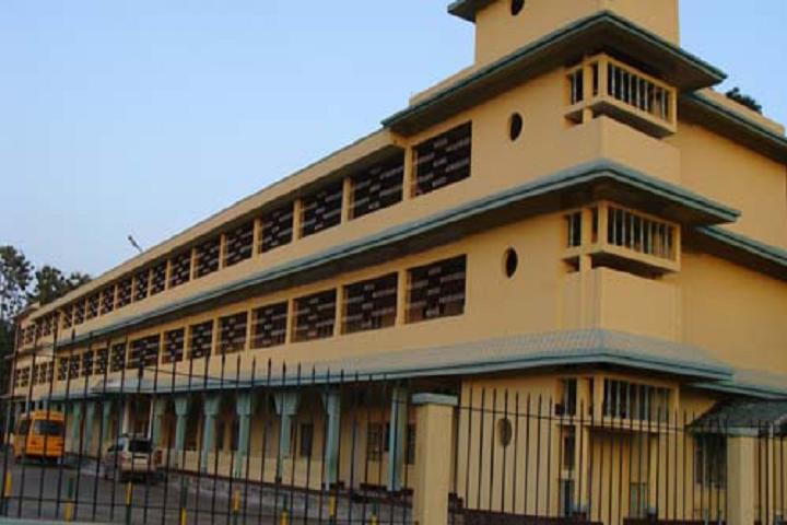 St Anthonys School- Campus