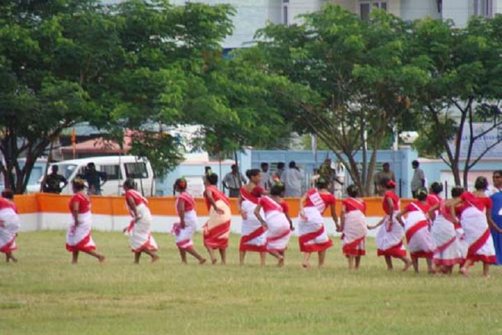 St Anthonys School- Dance