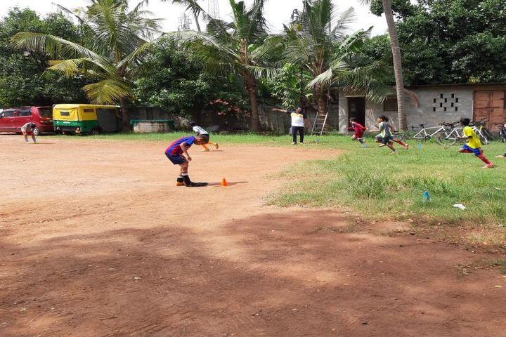 Teresa Spinelli Public School-Play Area
