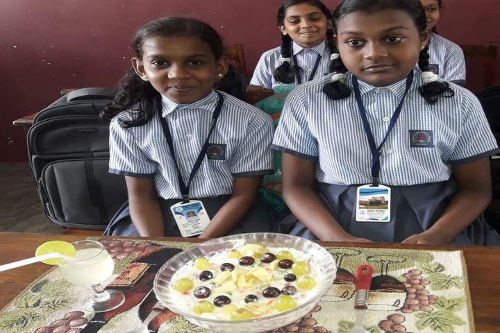 Teresa Spinelli Public School-Salad Competition