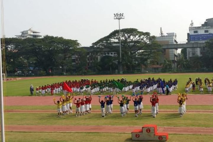 Teresa Spinelli Public School-Sports Day
