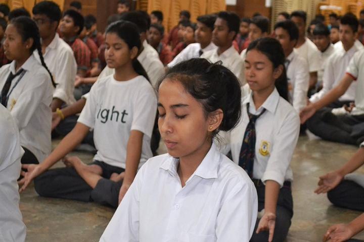 St Francis De Sales School- Meditation