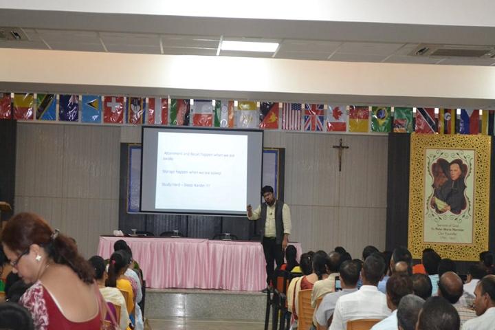 St Francis De Sales School- Parenting Seminar