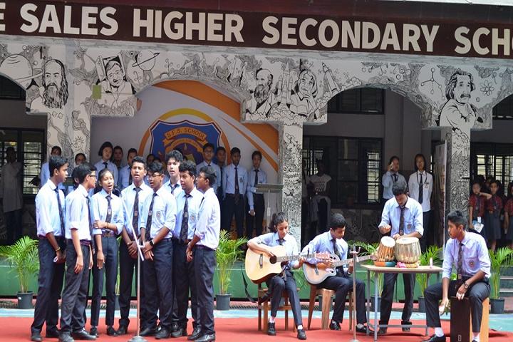 St Francis De Sales School- Singing