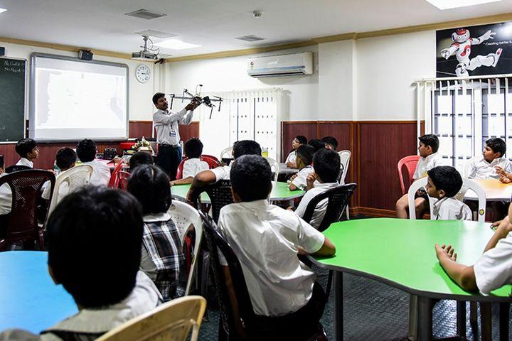 The Choice School-AV Room