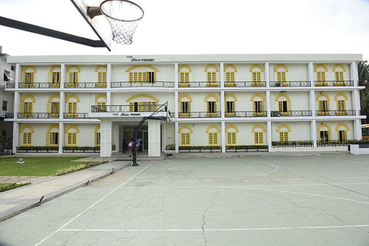 The Choice School-Basket Ball Court