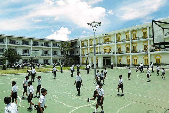 The Choice School-Play Area