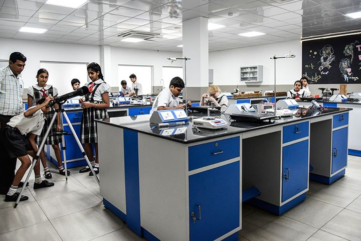 The Choice School-Science Labs