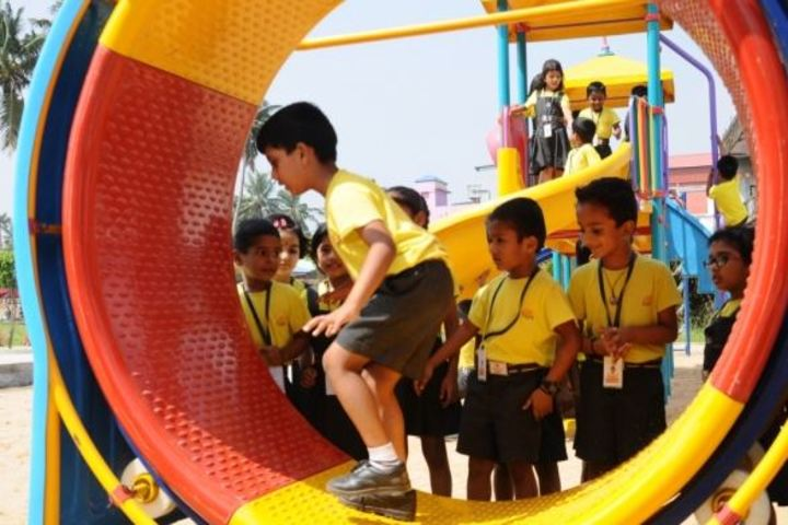 The Elegant Public School-Kindergarten
