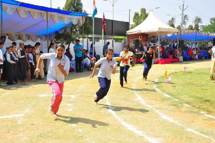 The Elegant Public School-Sports Day