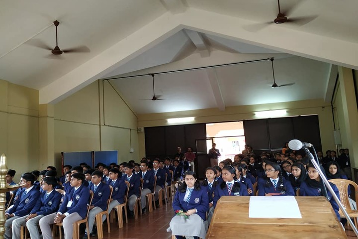 The Green Hills Public School-Auditorium