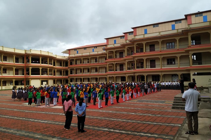 The Green Hills Public School-Campus View
