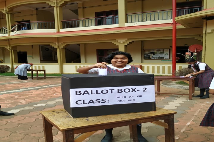 The Green Hills Public School-Elections