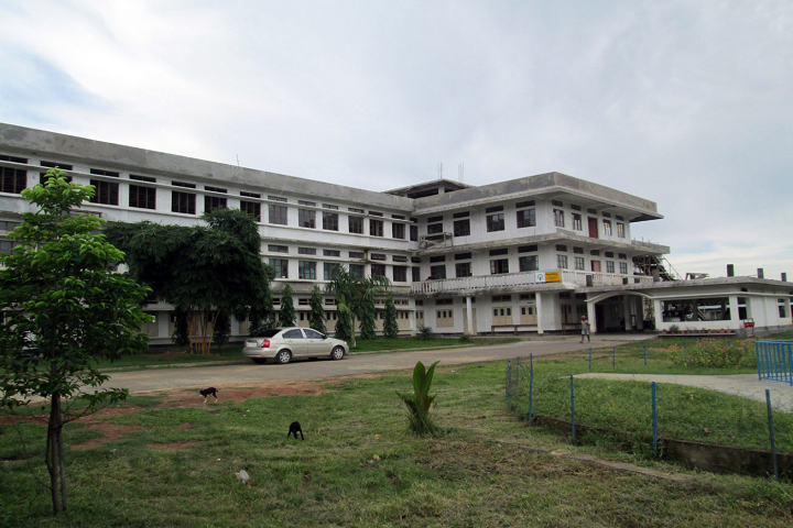 St. Peter s National Academy- Campus View