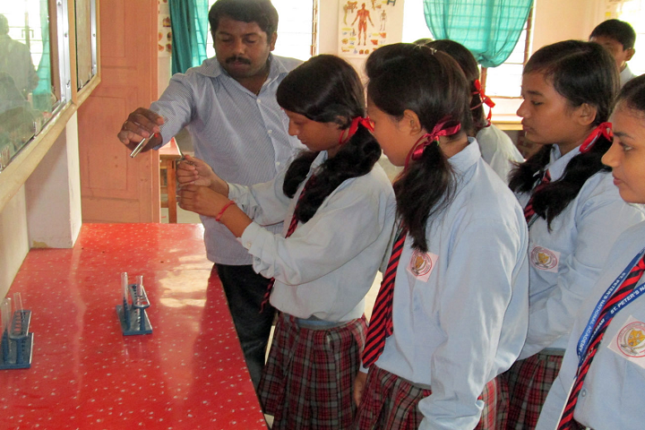 St. Peter s National Academy-Chemistry Lab