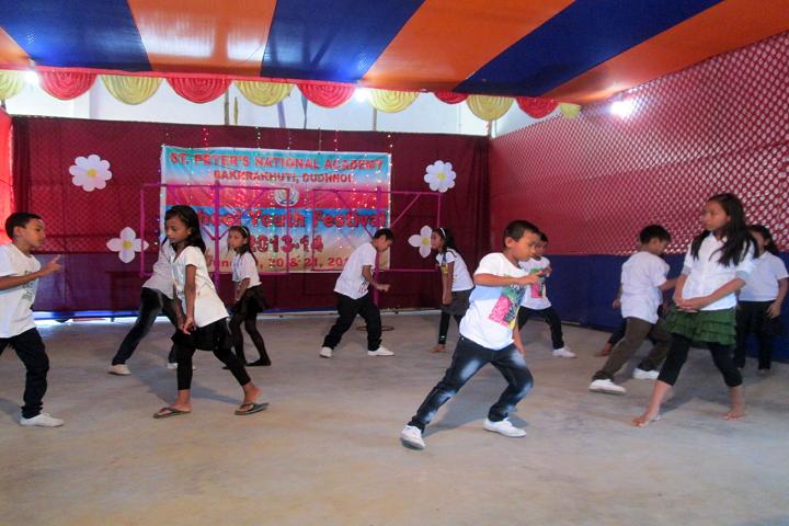 St. Peter s National Academy-Dance