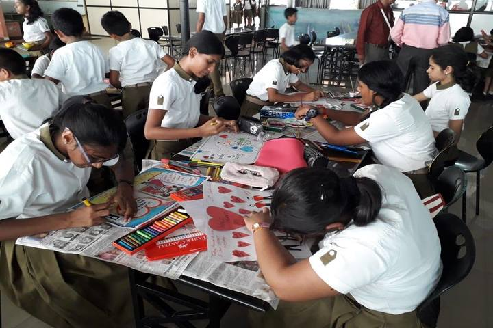 The Village International School-Activity Room