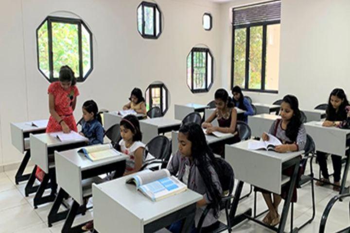 The Village International School-Classroom