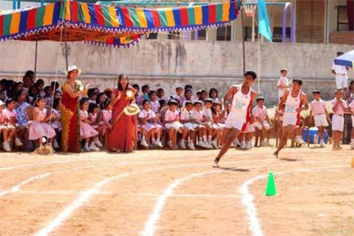 The Village International School-SportsDay