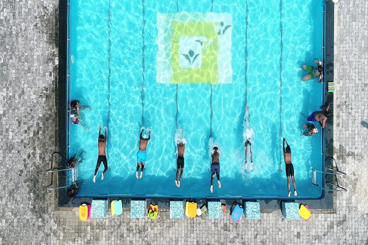 The Village International School-Swimming Pool