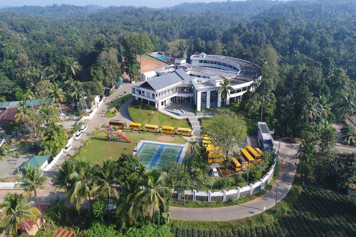 The Village International School-Upside View