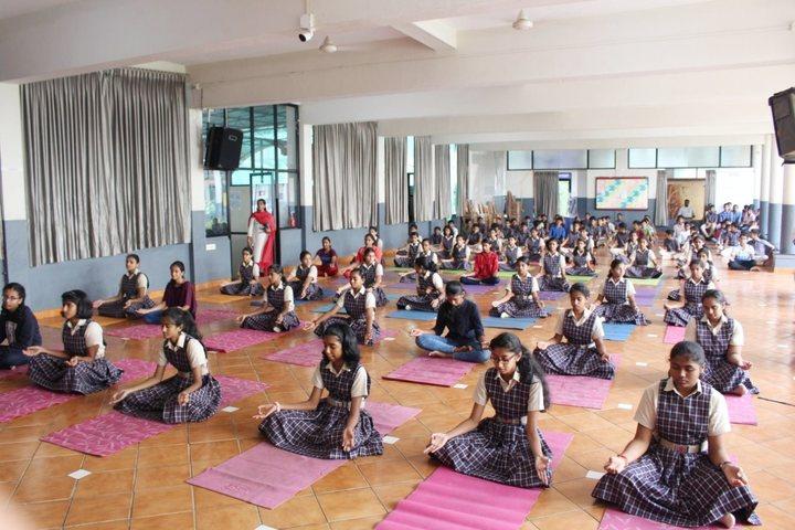 The Village International School-Yoga